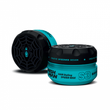 Pomada wodna - S3 SPIDER WAX - BLUE WEB 150ml - NISHMAN