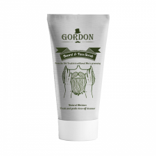 Peeling do brody - Face & Beard Scrub 50ml - GORDON 2