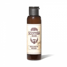 Beard's Soap - Mydło do brody 100ml - SCOTTISH