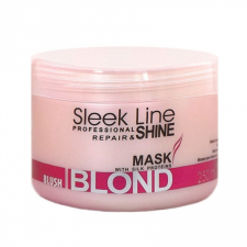 Maska sleek line BLOND BLUSH 250ml - STAPIZ