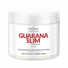 GUARANA SLIM Antycellulitowa maska do ciała 500ml - FARMONA