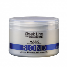 Maska Sleek Line Blond 250ml - STAPIZ