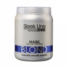 Maska Sleek Line Blond 1000ml - STAPIZ