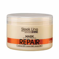 Maska z jedwabiem Sleek Line Repair 250ml - STAPIZ