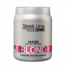 Maska sleek line BLOND BLUSH 1000ml - STAPIZ